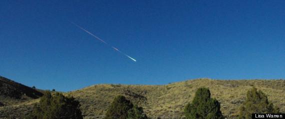 meteorite life