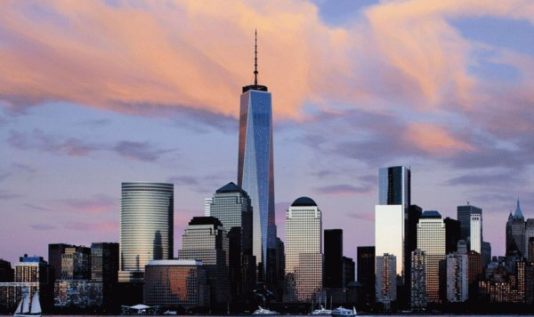 Watch World Trade Center Rise And Change York Skyline