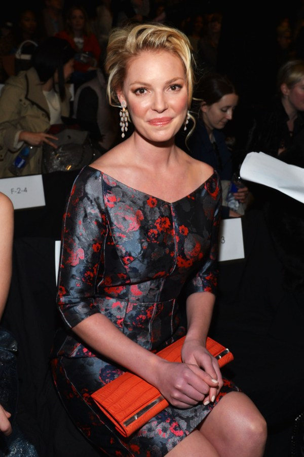 Katherine Heigl' Difficult Behavior ' Worth Hollywood Insiders