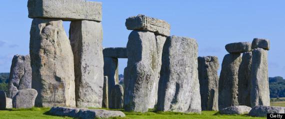 Stonehenge Path