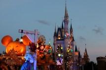 Halloween Tokyo Disneyland Ghosts Goblins And