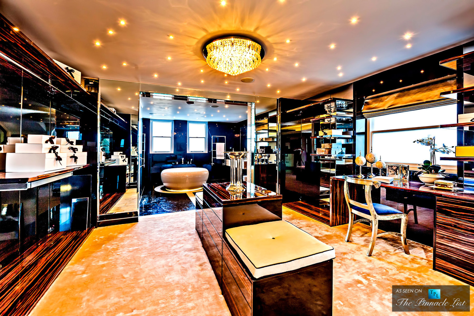 This Luxury London Flat Has The Dressing Room Of Your Dreams PHOTOS  HuffPost
