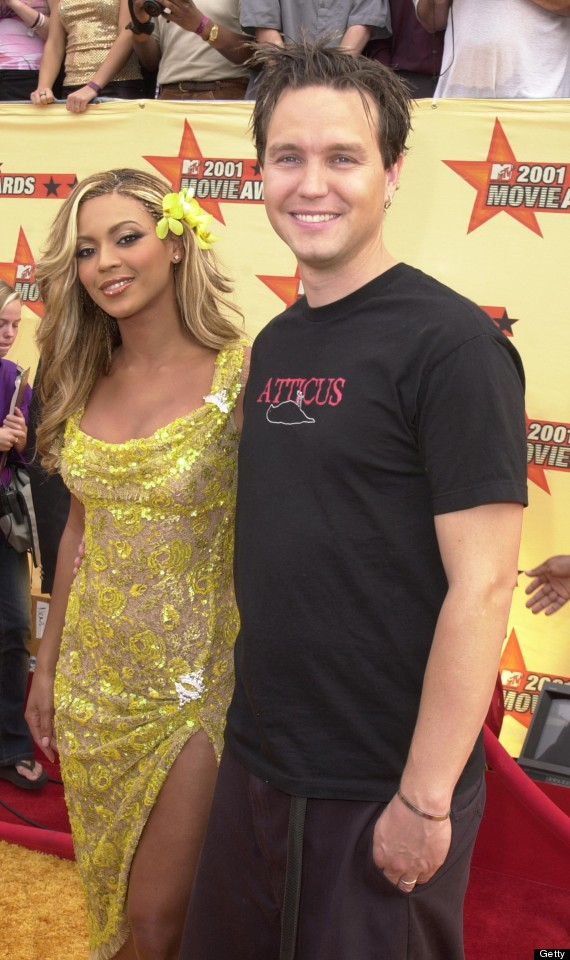 Beyonce Hangs Out With Way More Celebrities Than Just Jay