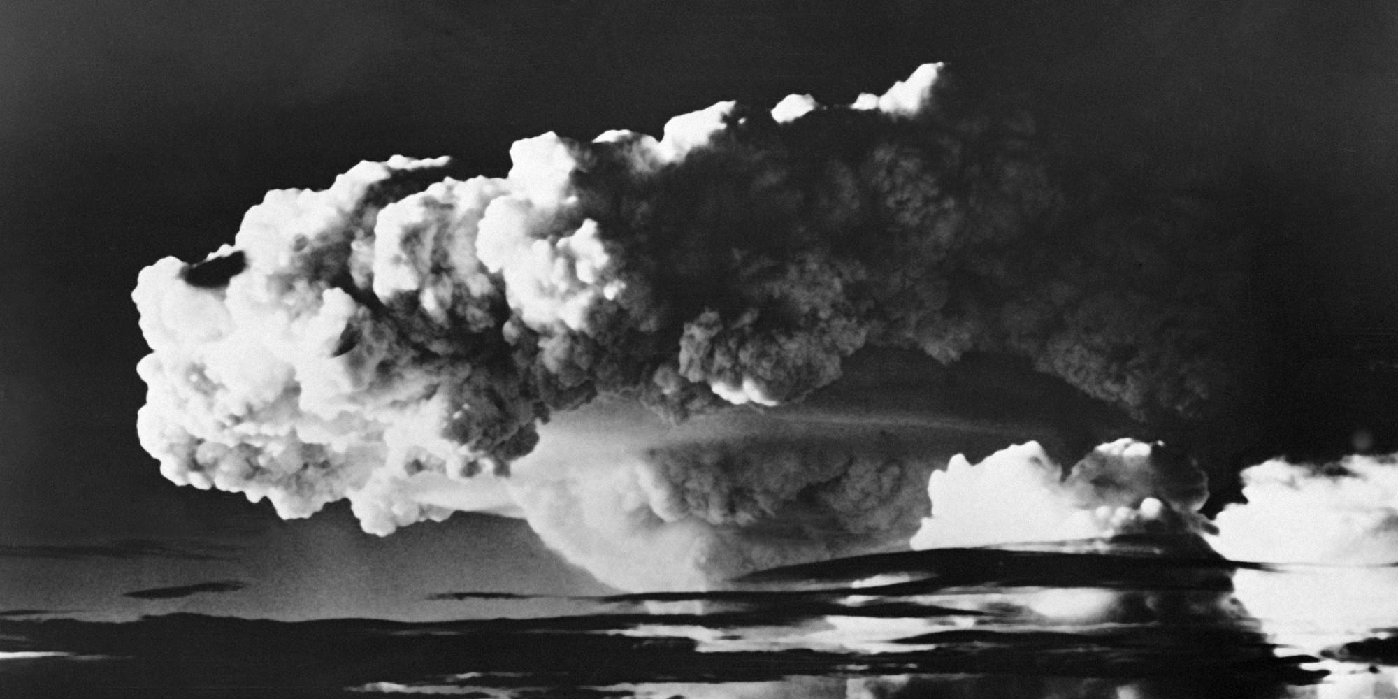 Aux Tats Unis Une Bombe Nuclaire A Failli Exploser En