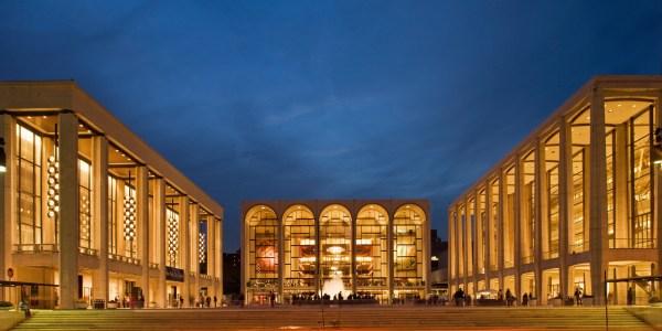 New York Metropolitan Opera House