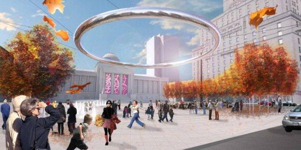 Vancouver Art Plaza Design Unveiled Public