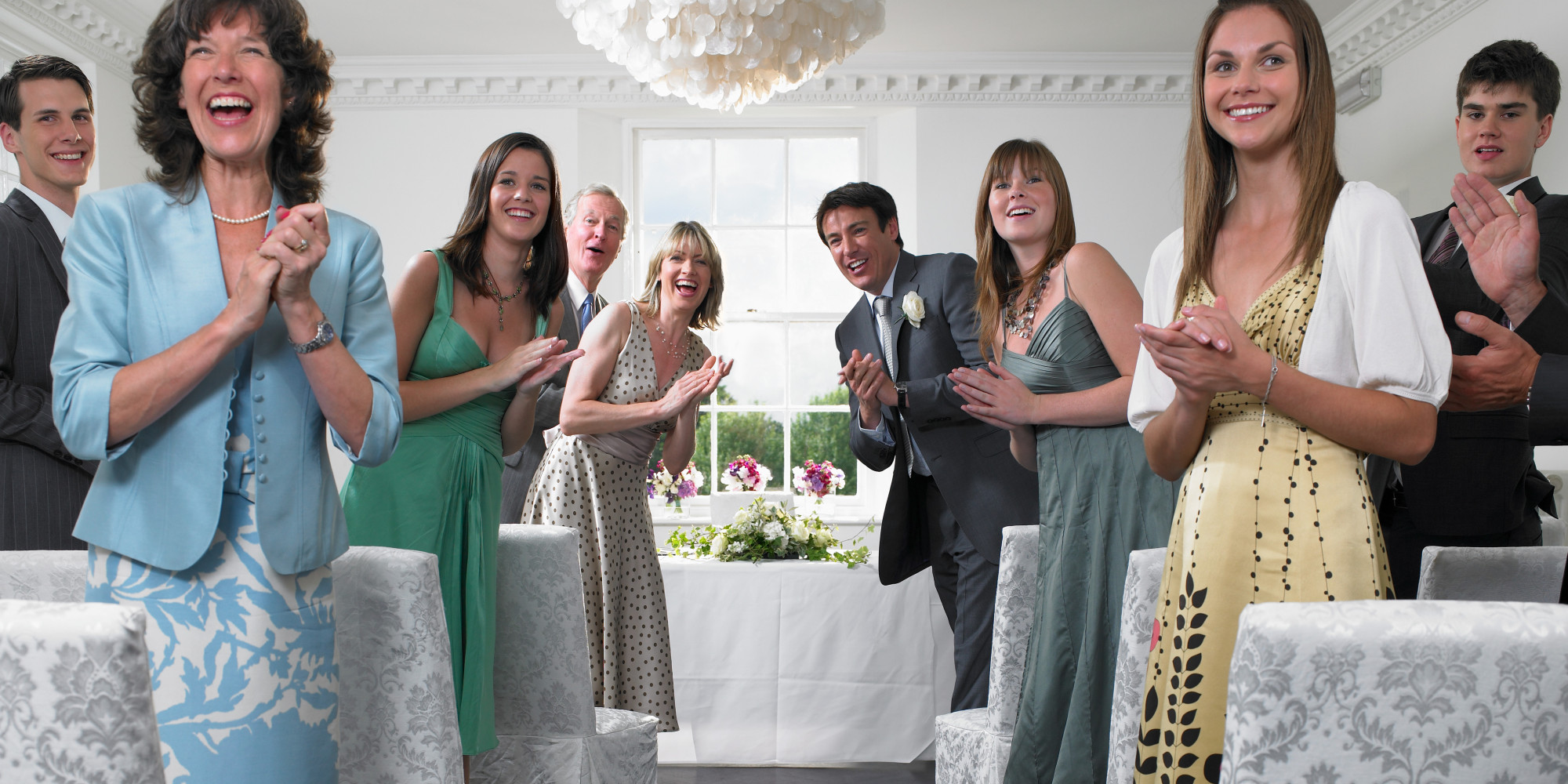 How to Be the Perfect Wedding Guest  HuffPost