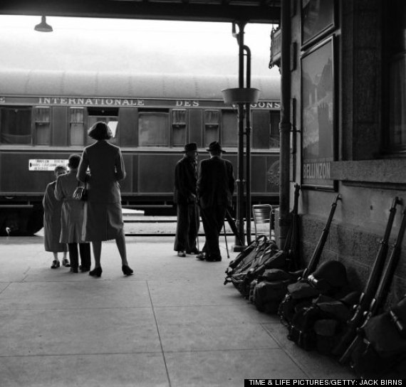Lets Ride Back To The 1950s With The Orient Express PHOTOS HuffPost Life