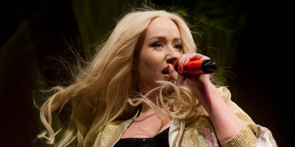 Iggy Azalea Defends Sexy Stage Persona ' Wearing Short Shorts Creating