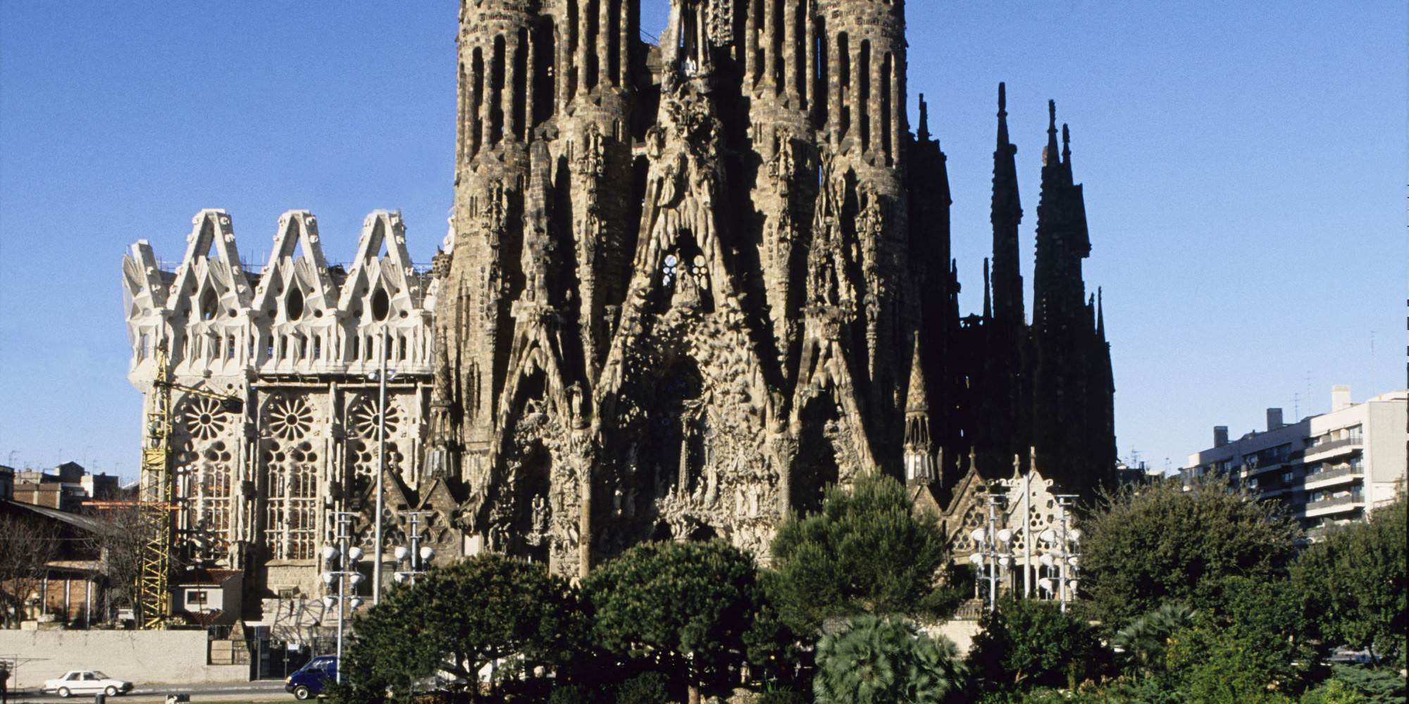10 Architectural Landmarks You Have To Visit Before You