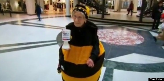 britain bee lady