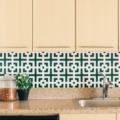 Wallpaper Kitchen Backsplash Lowes Cabinet Refacing 5 Ways To Redo Your Home Without Renovating This Fall