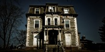 Haunted Places Canadian Prairies