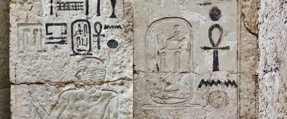 tomb doctor to pharaohs