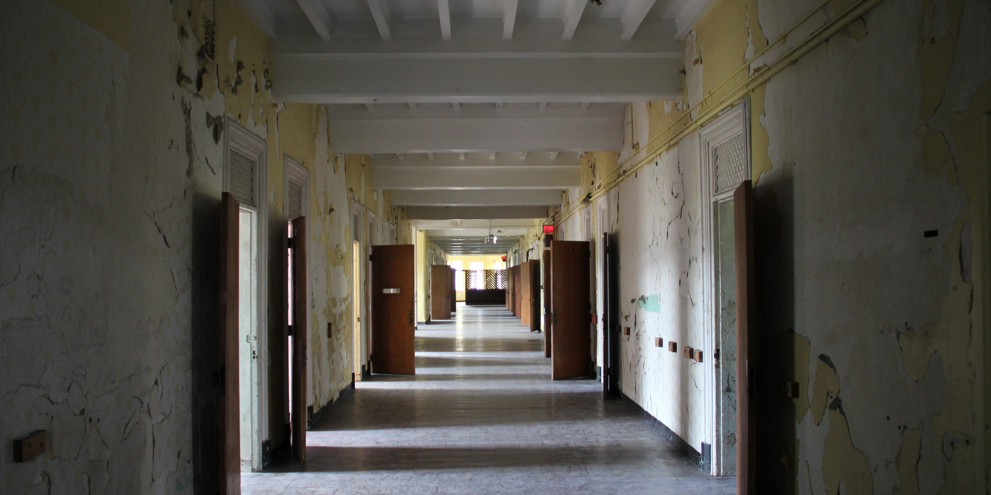 These May Be The Sounds Of Ghosts In An Abandoned Insane