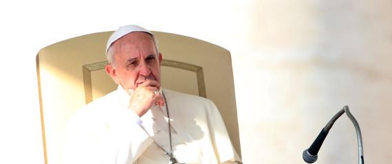 Pope Francis slavery