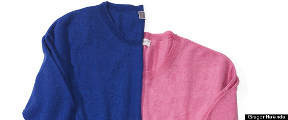 cashmere-wool sweater