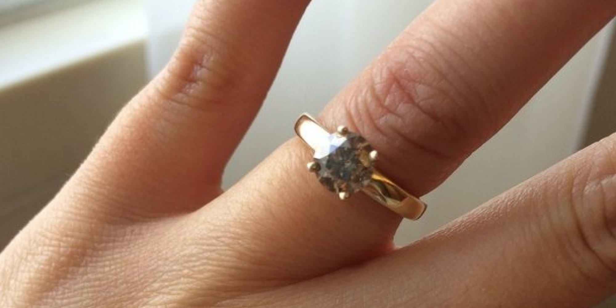 Man Surprises Girlfriend With Handmade Engagement Ring