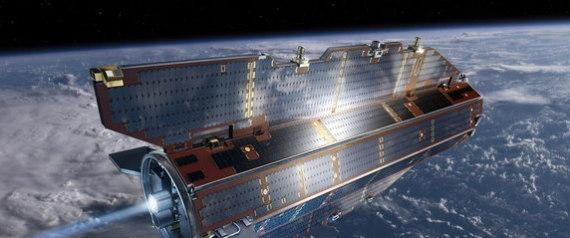 satellite falls