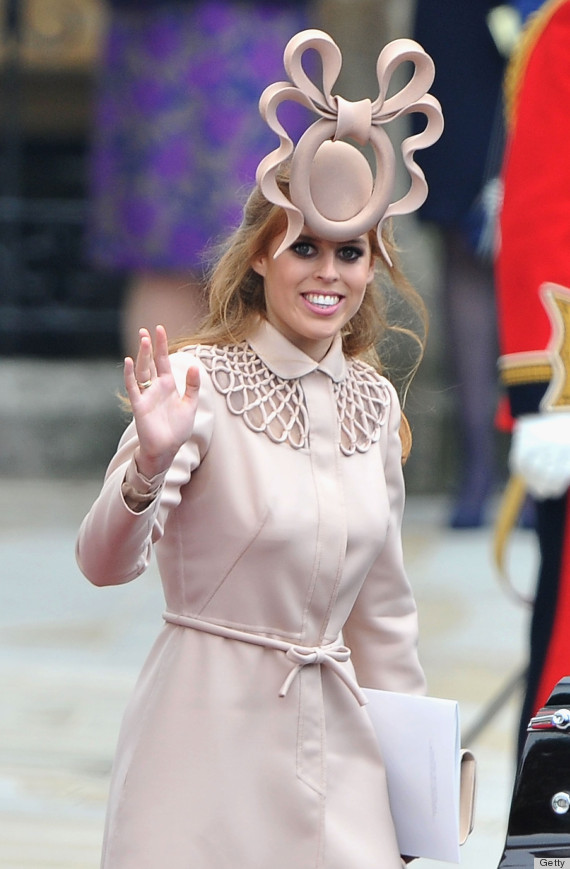 Philip Treacy Is STILL Defending Princess Beatrices Royal Wedding Hat  HuffPost