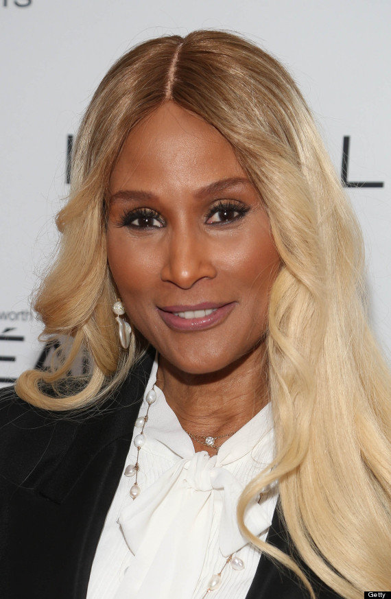 Beverly Johnson Transforms Into A Blonde Bombshell For