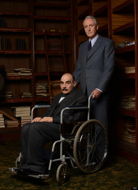 Curtain Poirot's Final Case' Review Finds David Suchet In Subdued