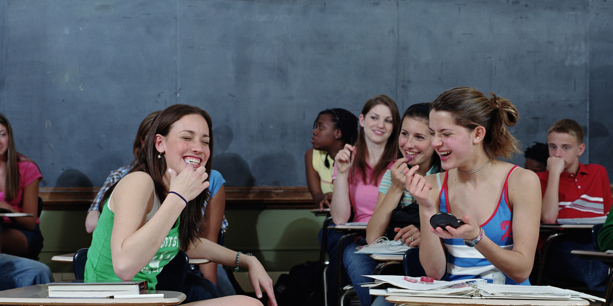 The Best Predictor Of Who Your Teen Will Be Friends With