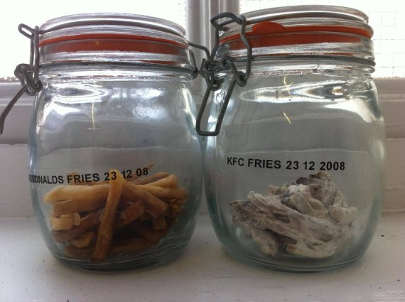 old fries
