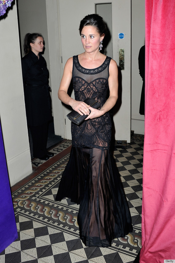 Pippa Middleton Looked Stunning - No Surprise There - The