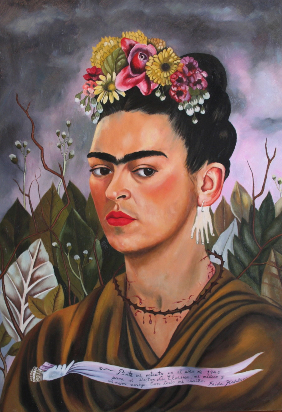 Bizarre Exhibition Presents Of Frida Kahlo' Paintings