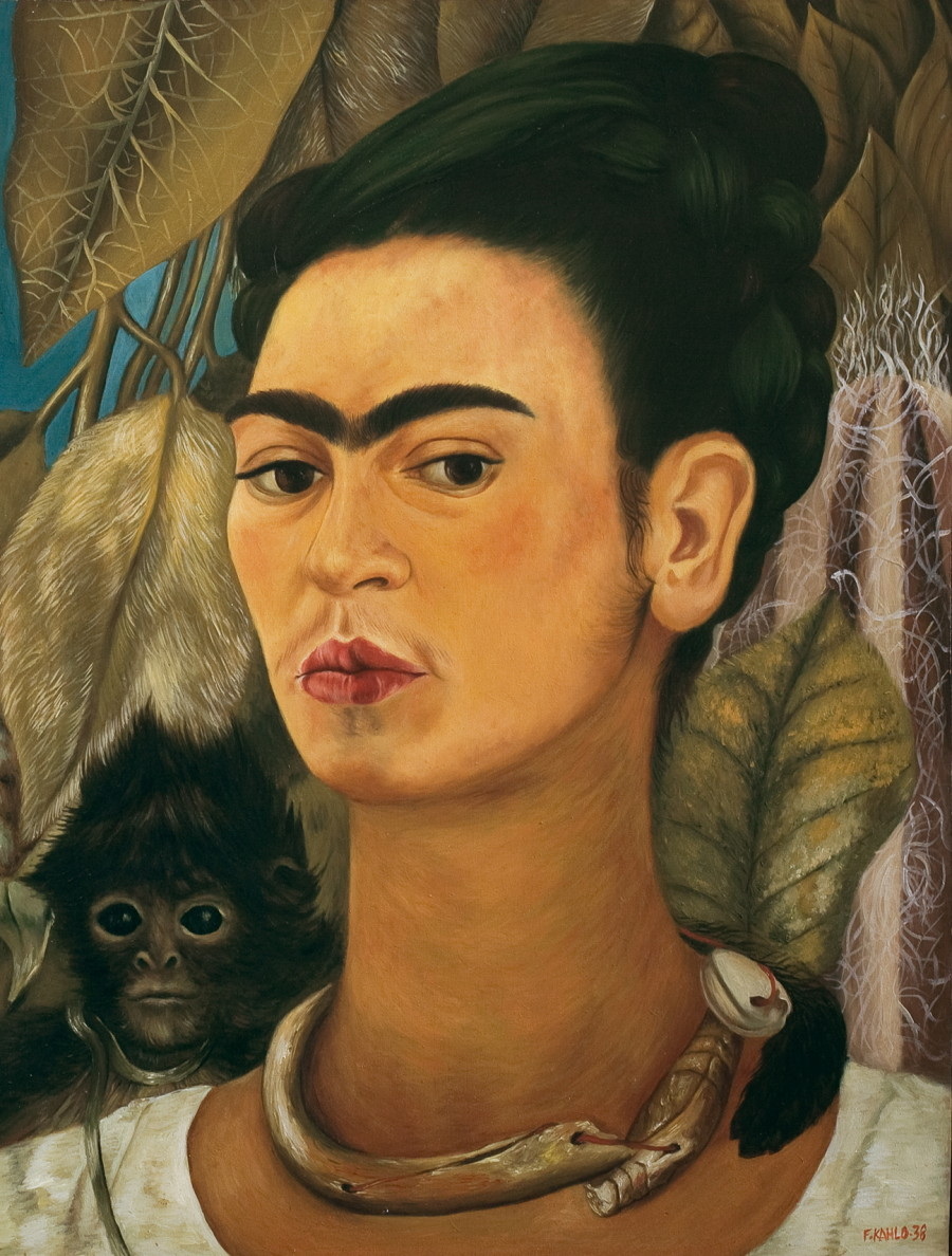 Bizarre Exhibition Presents All Of Frida Kahlo39s Paintings