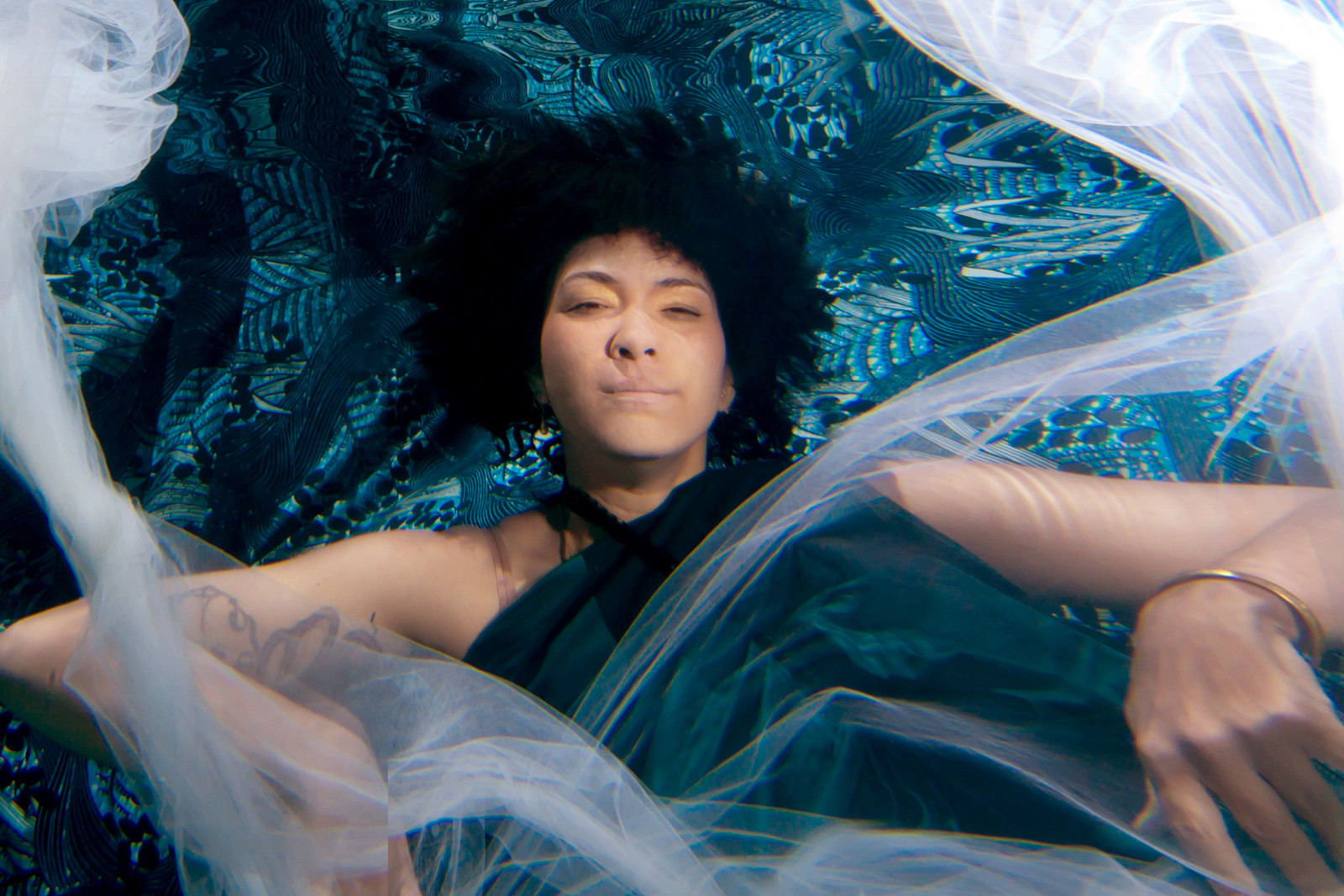 underwater healer