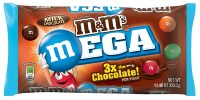 'M&M's Mega' To Have Three Times More Chocolate