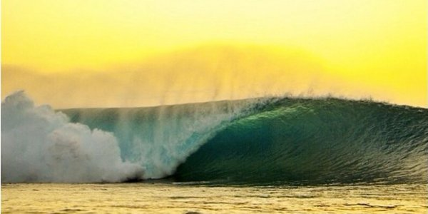 Perfect Pipe Conditions Make Epic Surf Huffpost