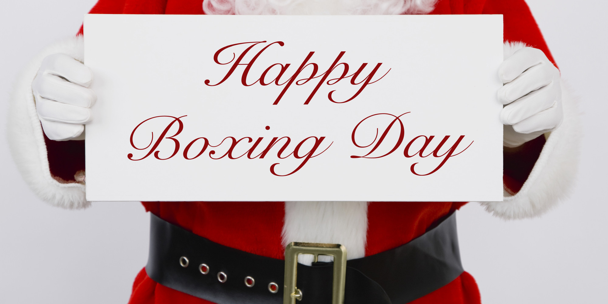 What Is Boxing Day And Why Do Canadians Celebrate It