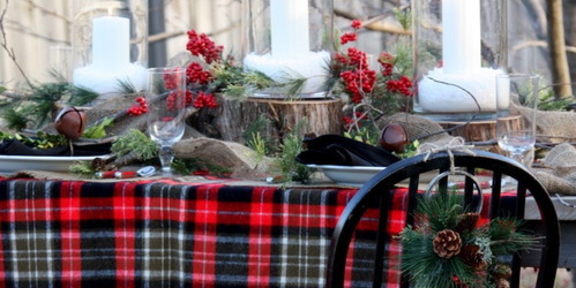 5 Christmas Decorations That Are OK To Keep Up Long