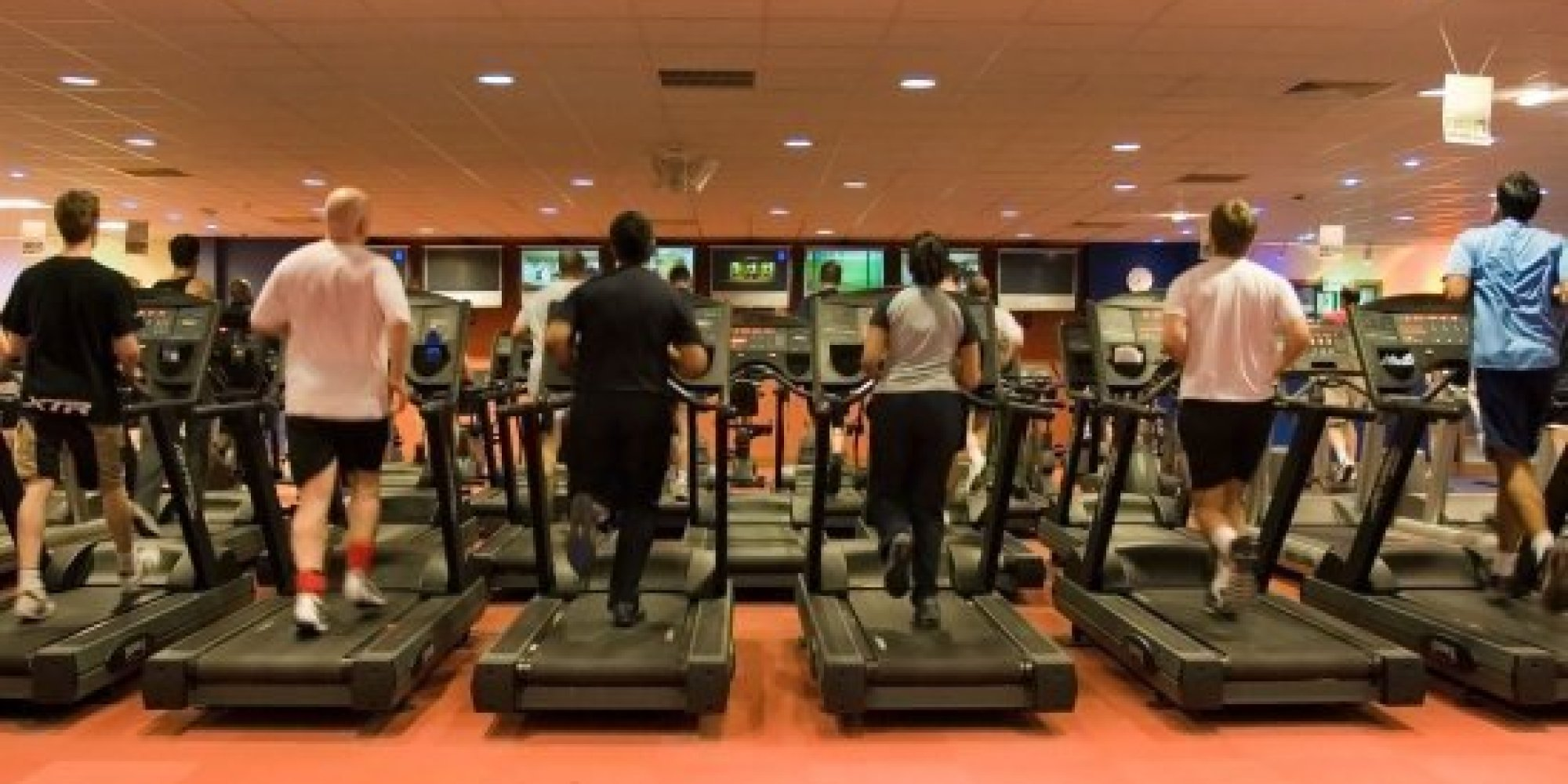 How To Navigate Over-Crowded January Gyms