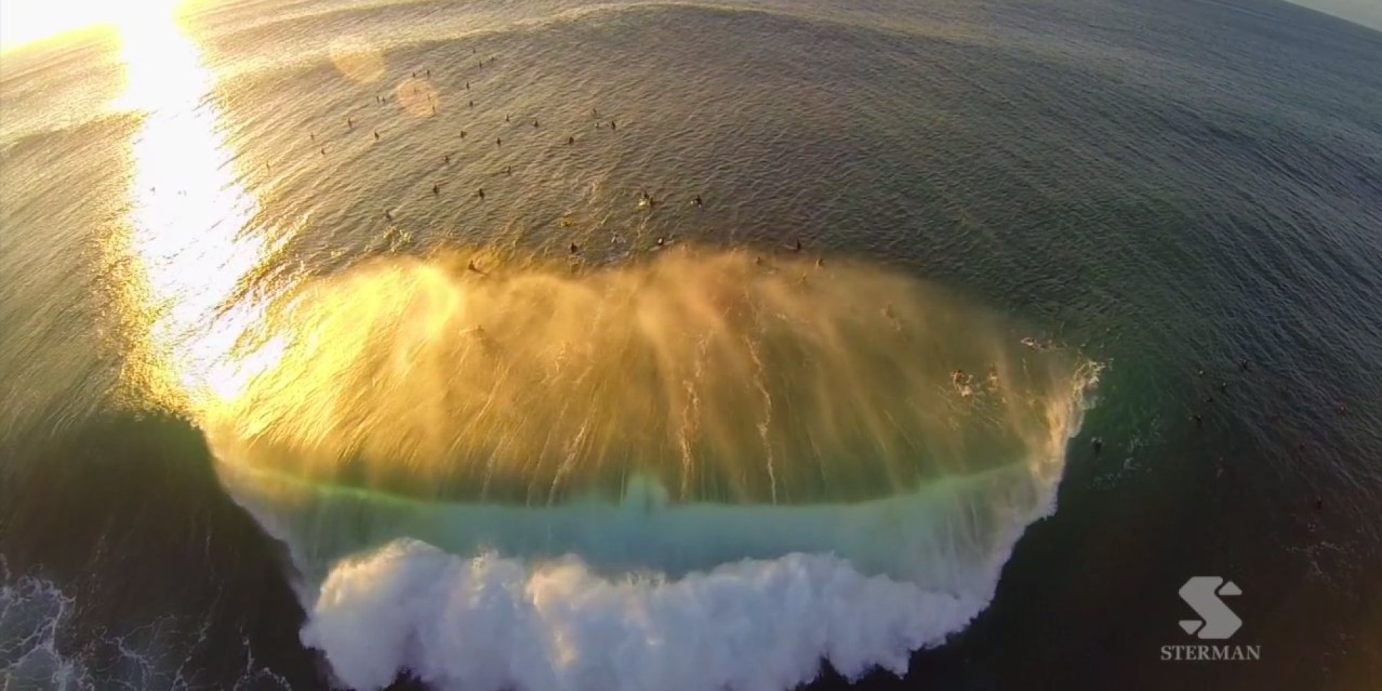 Banzai Pipeline Video Shows Why An Entire State Is