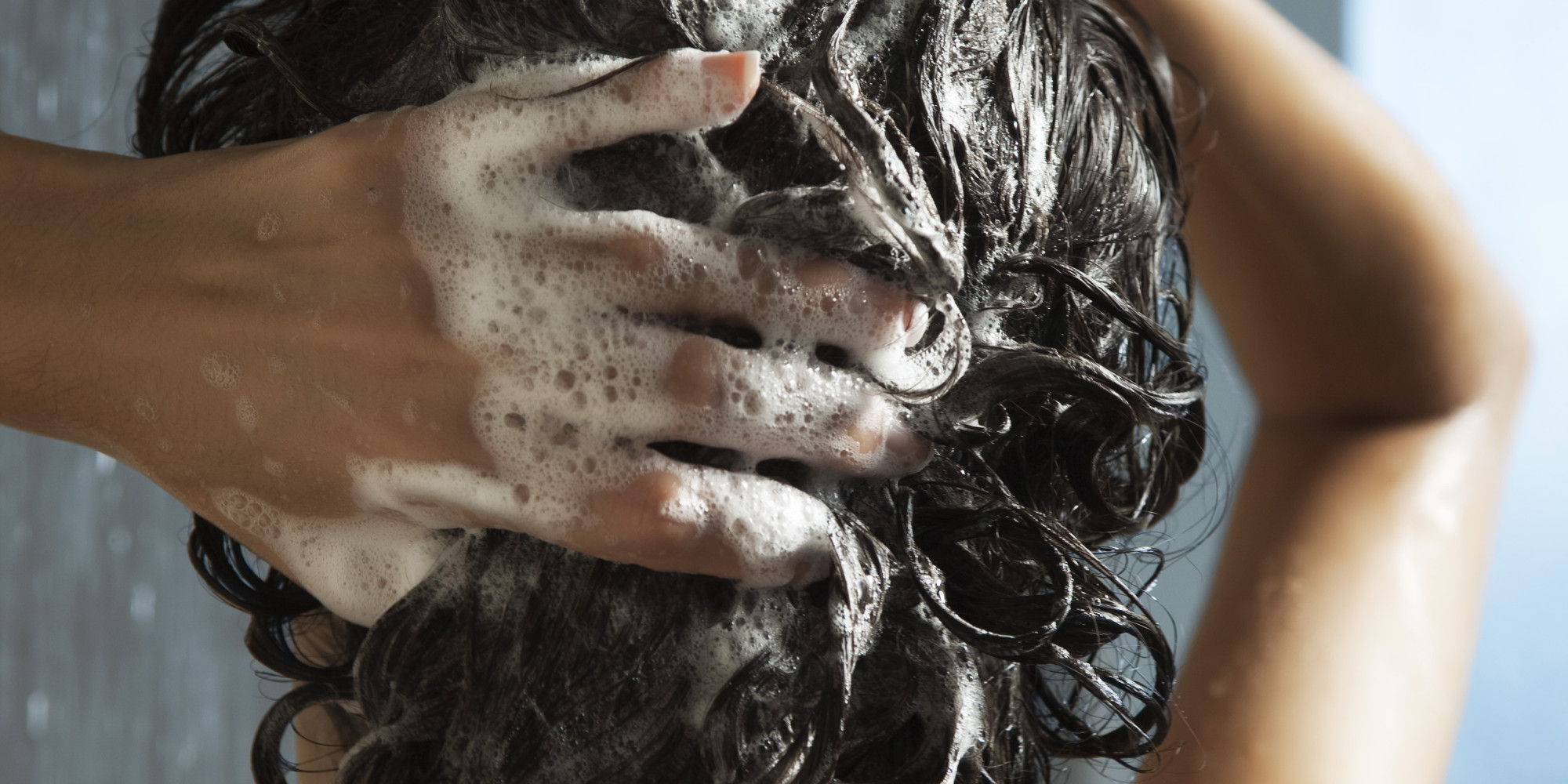 This Is How You Should Be Shampooing Your Hair