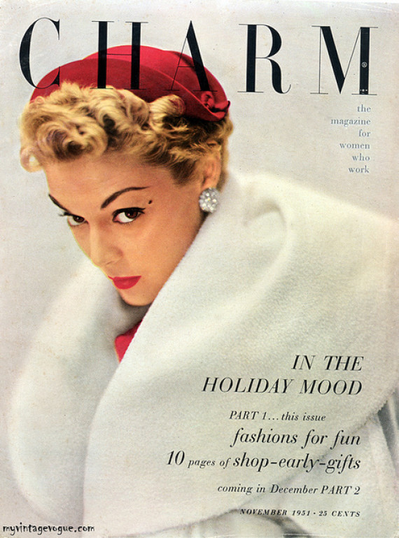 Fashion Magazine Covers Were So Much More Glamorous In The