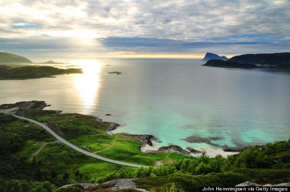 norway islands