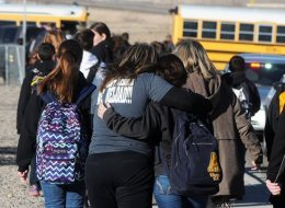 Berrendo Middle School shooting