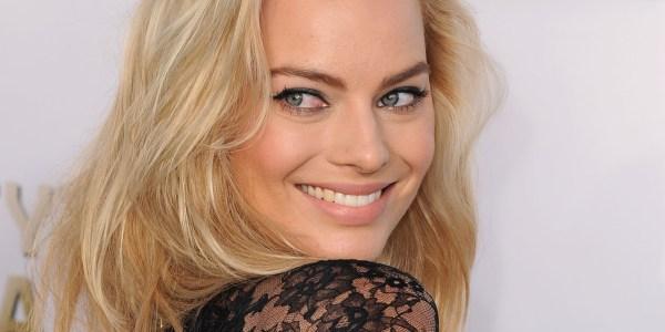 Margot Robbie Playboy Playmate Hugh Hefner Stunner