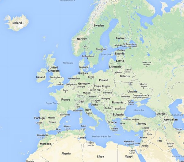 Google Reveals What People Really Think About Europe And