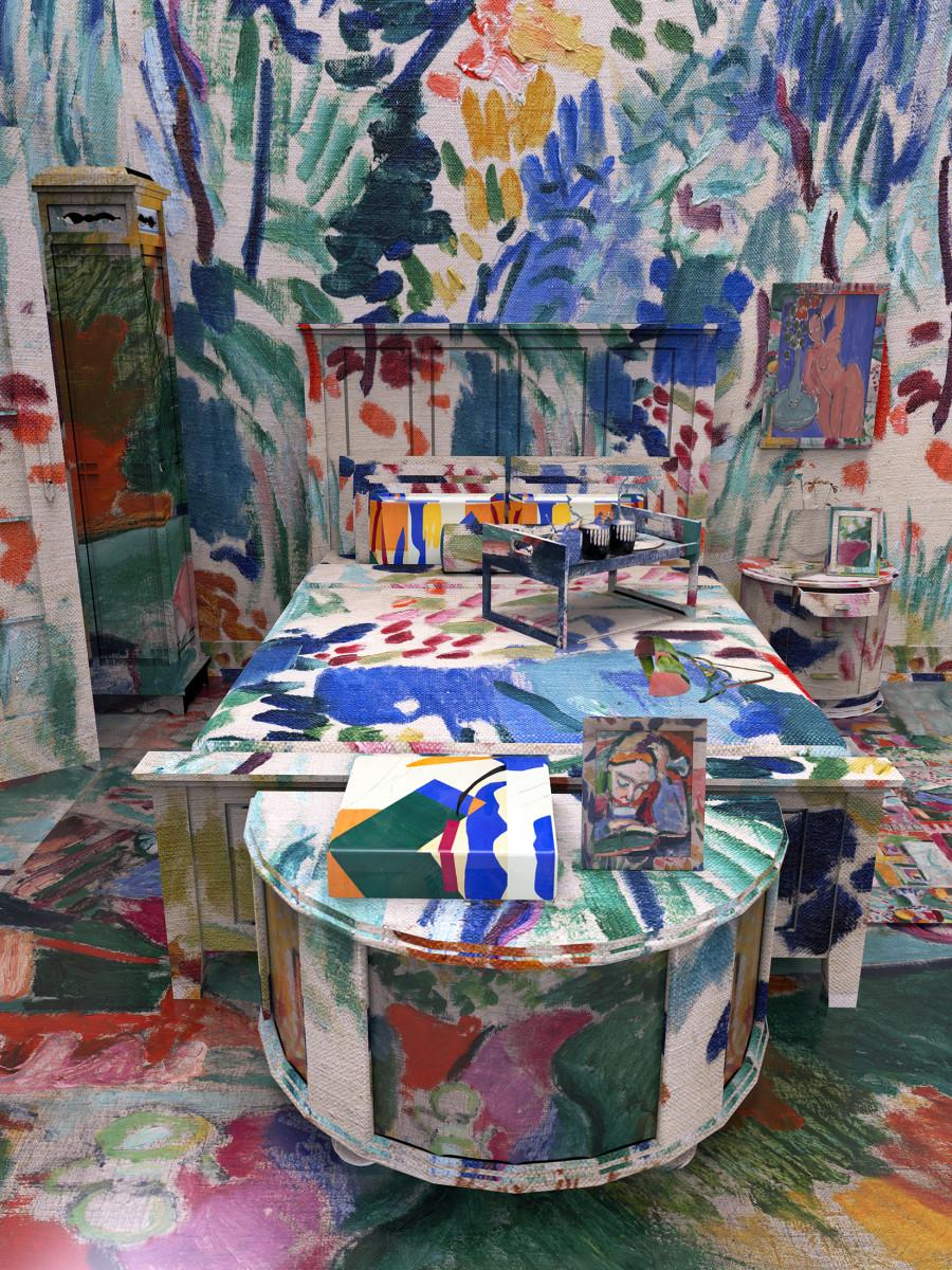 Henri Matisse Interior Paintings
