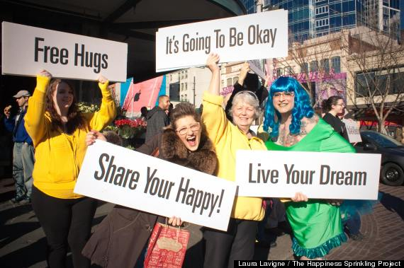 share your happy