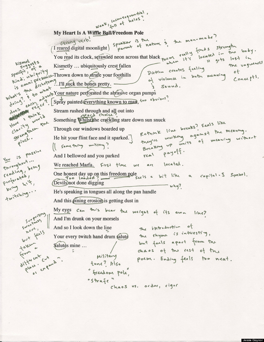 Trust Me, I Have an MFA: A Closer Look at KStew's Poetry