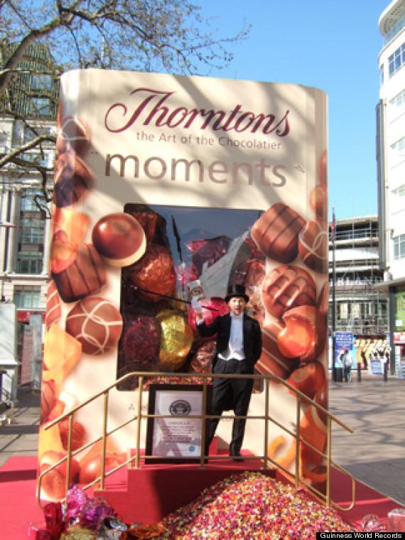 largest chocolate box