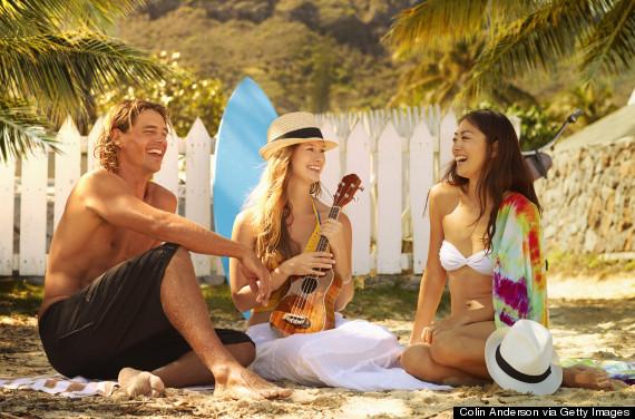 hawaii surfers