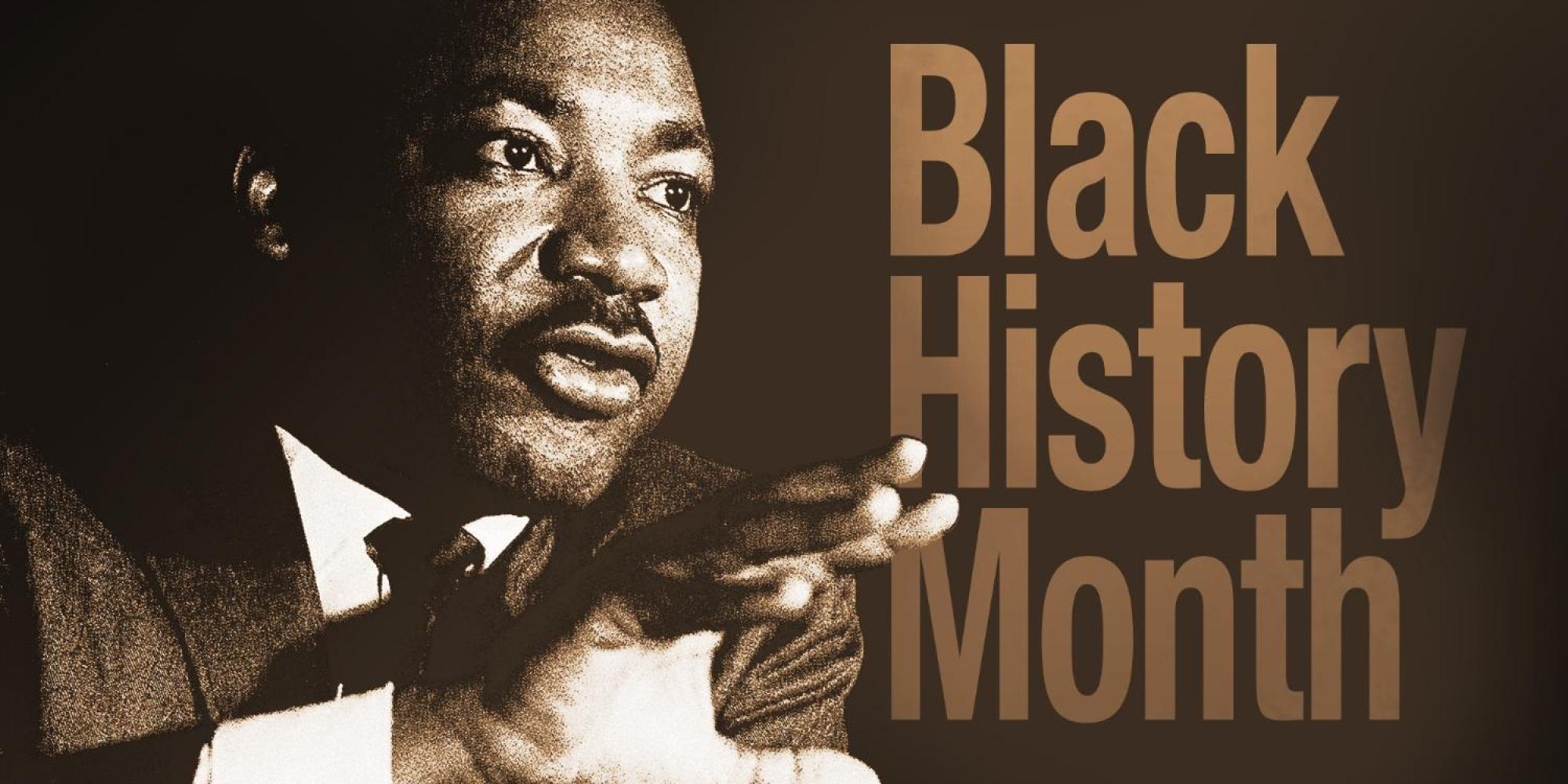 Black History Month Does Not Erase A History Of Racism